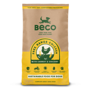Best dog food in the UK - Beco